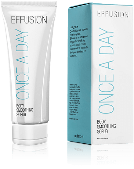 Effusion Once A Day Body Smoothing Scrub